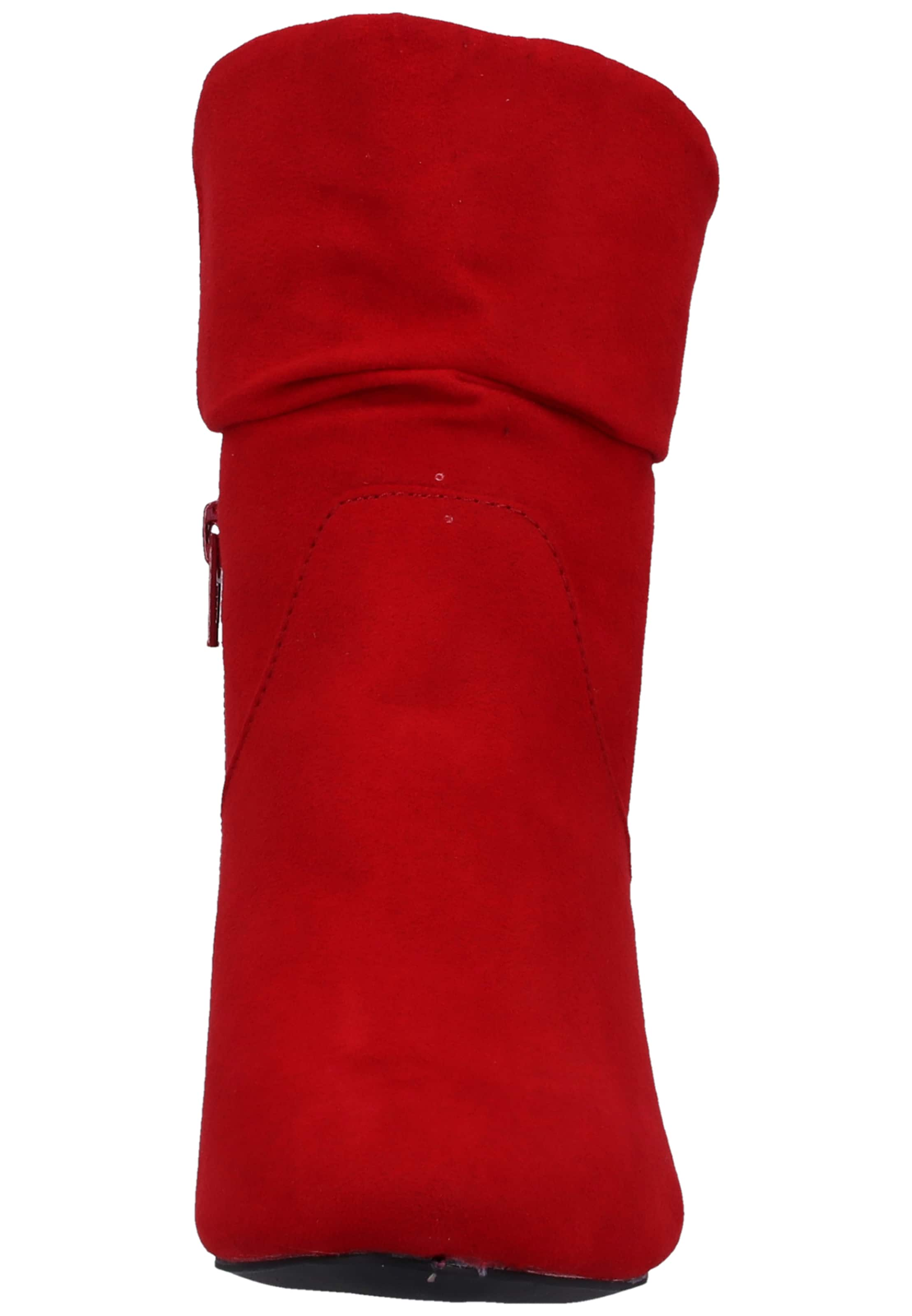 In Label Red Stiefelette Rot S oliver hdrsQtCx