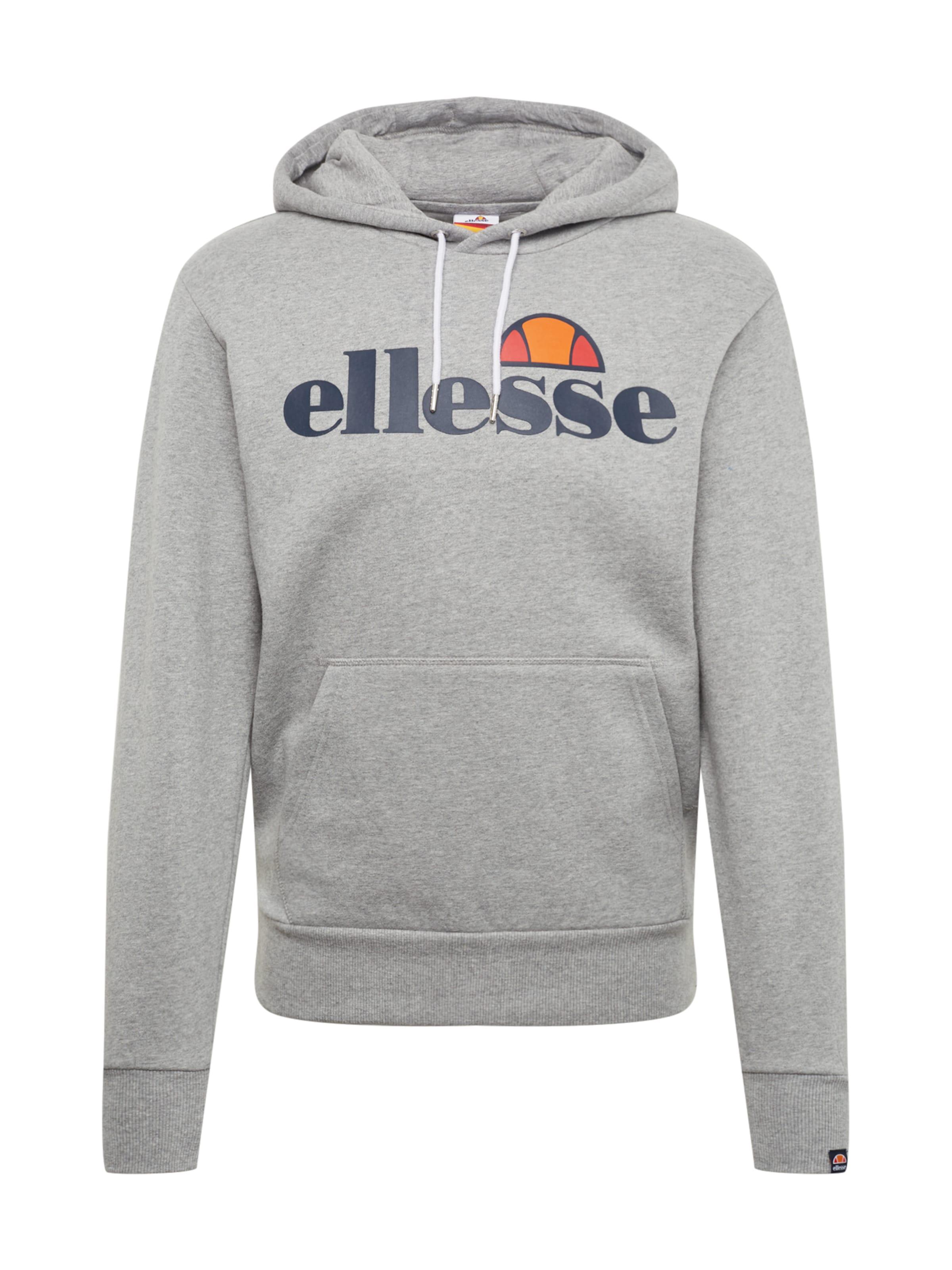 Gris Ellesse Sweat shirt 'small En Gottero' Logo odExBQerWC