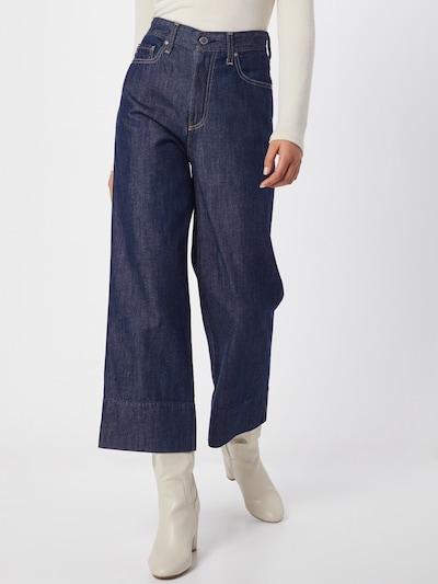 AG Jeans Jeansculotte  'ETTA' in blue denim, Modelansicht