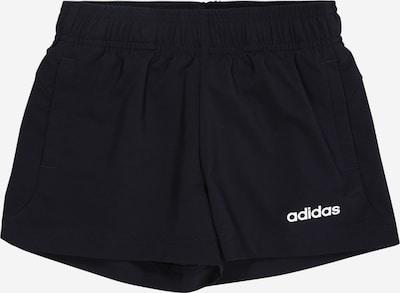ADIDAS PERFORMANCE Shorts in nachtblau / weiß, Produktansicht