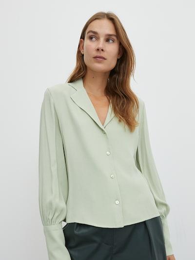Bluză 'Elonie' EDITED pe verde, Vizualizare model