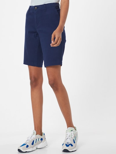 Superdry Shorts 'CITY' in blau, Modelansicht