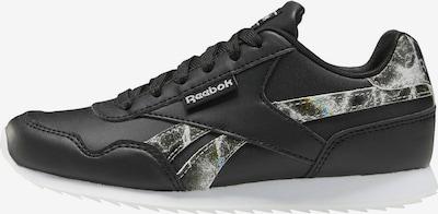 Reebok Classic Sneakers in schwarz / weiß, Produktansicht