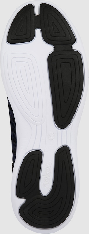 RIEKER Sneaker Schuhe Low Verschleißfeste billige Schuhe Sneaker 939f84