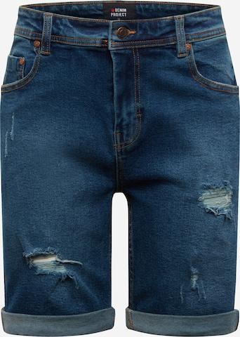 Denim Project Jeans 'Mr. Orange' i blå