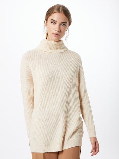 ABOUT YOU Pullover 'Enara' in beige, Modelansicht