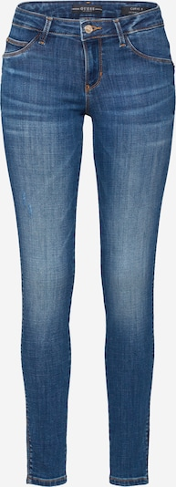 GUESS Jeans 'CURVE X' in blue denim, Produktansicht