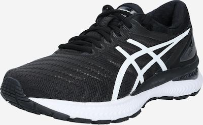 ASICS Laufschuh 'GEL-NIMBUS 22' in schwarz / weiß, Produktansicht