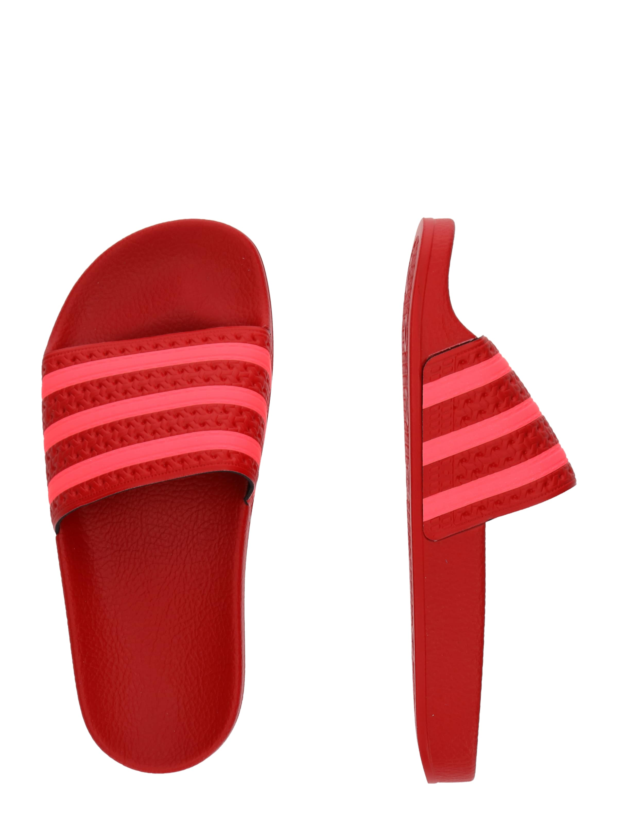 Originals En Mule Rouge Adidas ClairFoncé mNnwv80O