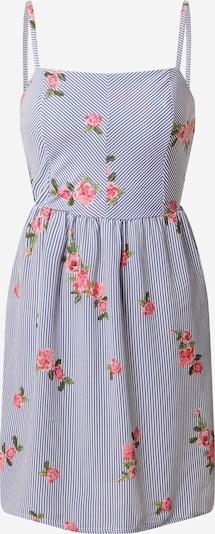 Vasarinė suknelė 'Rose' iš Hailys , spalva - mėlyna / žalia / rožių spalva / balta, Prekių apžvalga