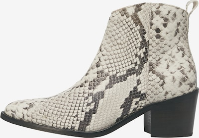 Marc O'Polo Stiefelette in grau / weiß, Produktansicht