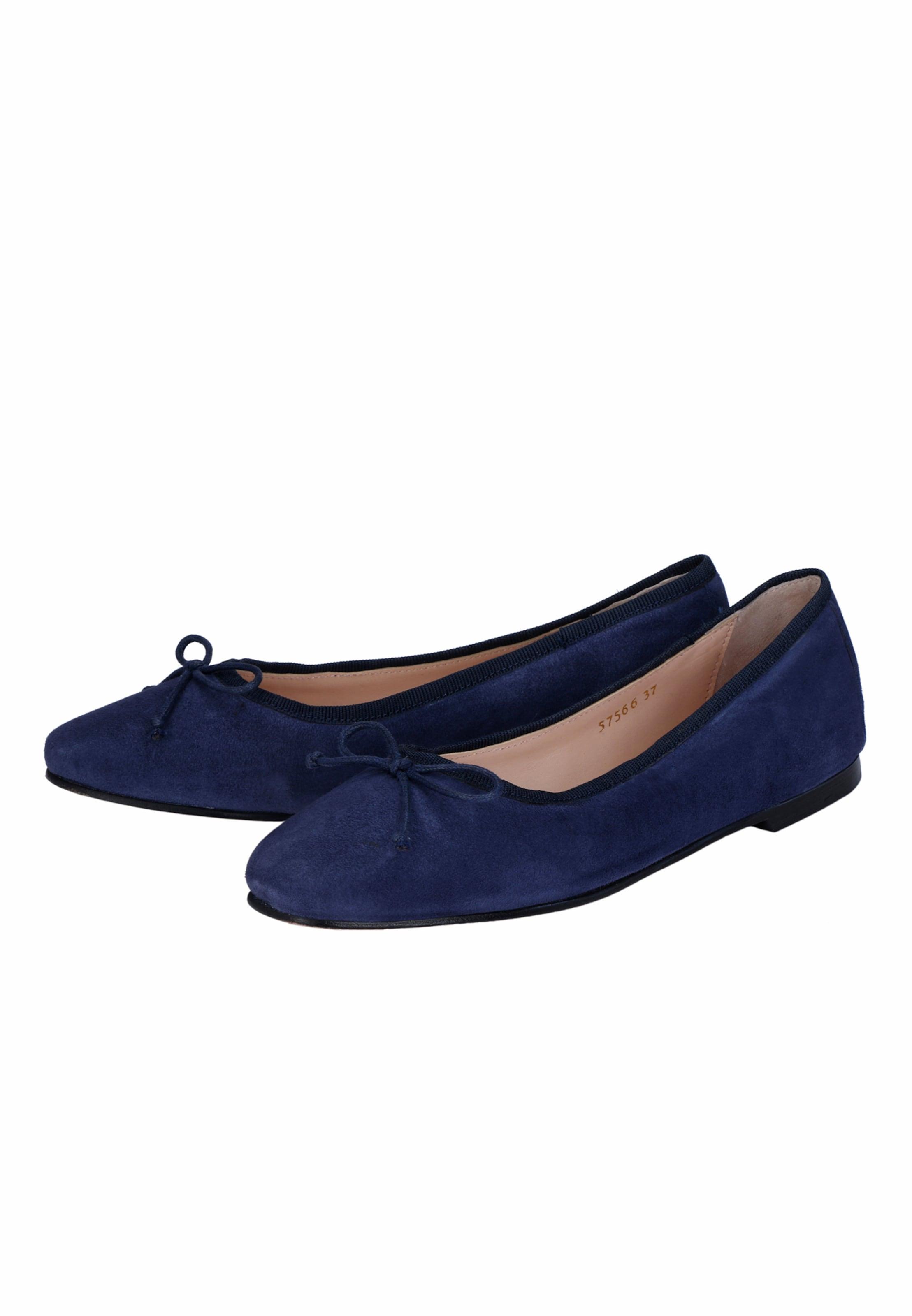Blau In Ballerinas Blau 'erin' 'erin' Crickit Ballerinas In Crickit AR4L35qj