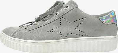 LURCHI Sneaker in silber, Produktansicht
