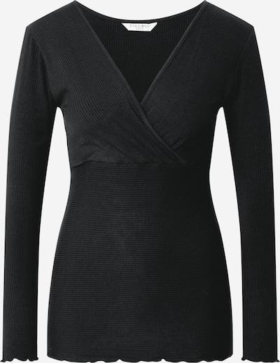 ZABAIONE Shirt 'Violetta' in schwarz, Produktansicht