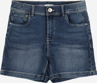 NAME IT Jeansshorts in dunkelblau, Produktansicht