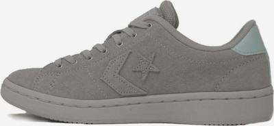CONVERSE Sneaker in beige / hellblau: Frontalansicht