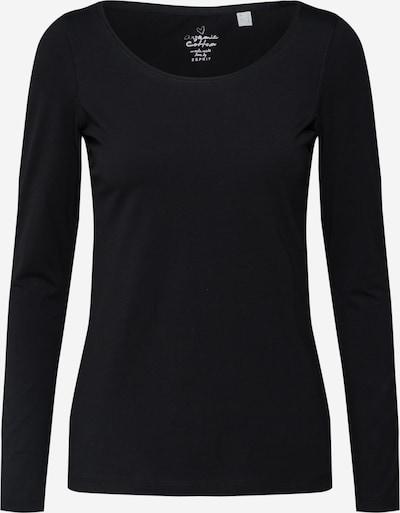 ESPRIT Paita värissä musta, Tuotenäkymä