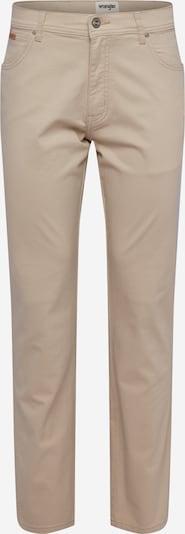 WRANGLER Jeans 'TEXAS SLIM' in de kleur Grey denim, Productweergave
