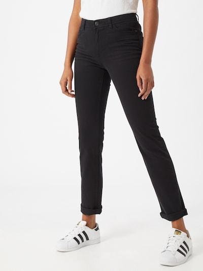 EDC BY ESPRIT Jeans 'F OCS MR STR.' in schwarz, Modelansicht