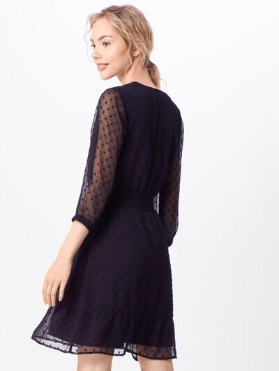 Rochie de vară 'Lilly' ABOUT YOU pe negru: Privire spate