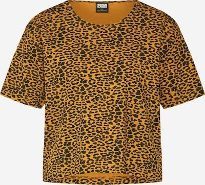 Urban Classics Shirt in cognac: Frontalansicht