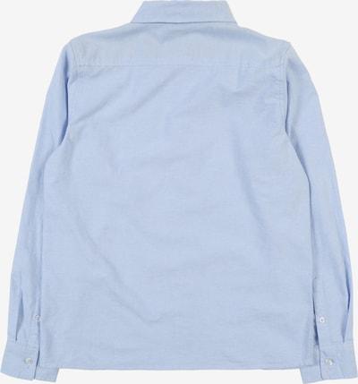 NAME IT Hemd in hellblau: Rückansicht