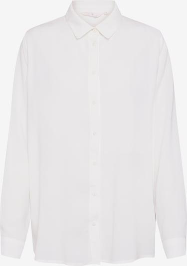 basic apparel Chemisier 'Alanis' en blanc, Vue avec produit