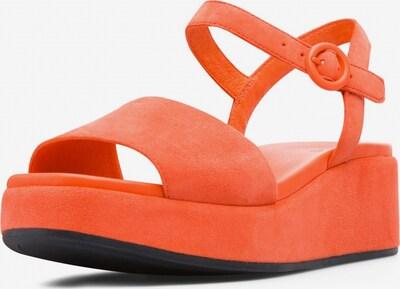 CAMPER Sandale 'Misia' in orange, Produktansicht