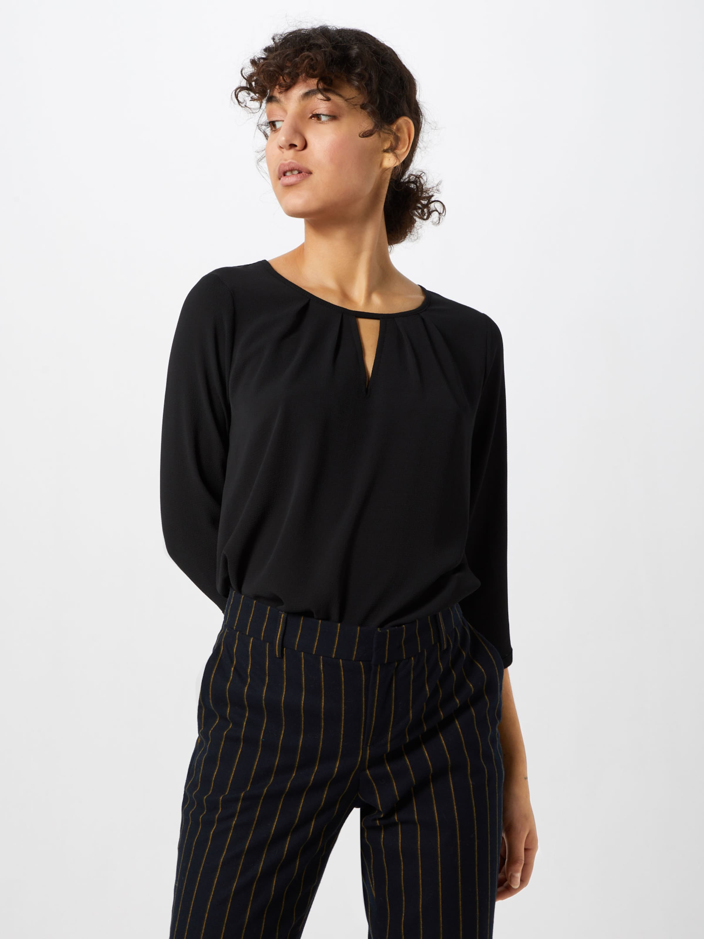 About In You 'marisa' Bluse Schwarz CxdBoeWr