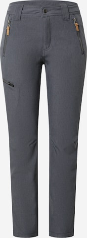 ICEPEAK Outdoor trousers 'Arcola' in Grey