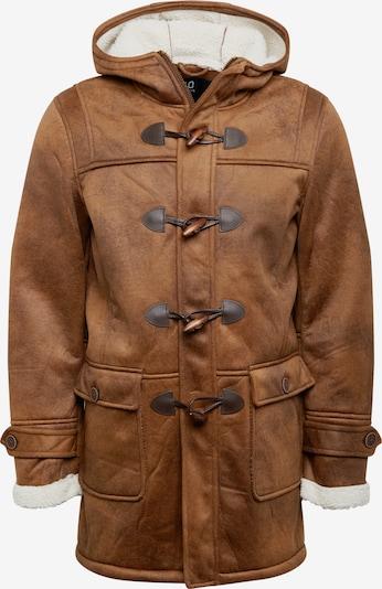 Cappotto invernale INDICODE JEANS di colore marrone, Visualizzazione prodotti