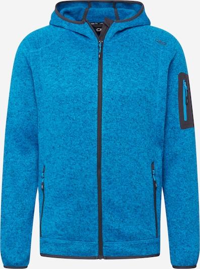 CMP Sportska jakna u plava melange / antracit siva, Pregled proizvoda