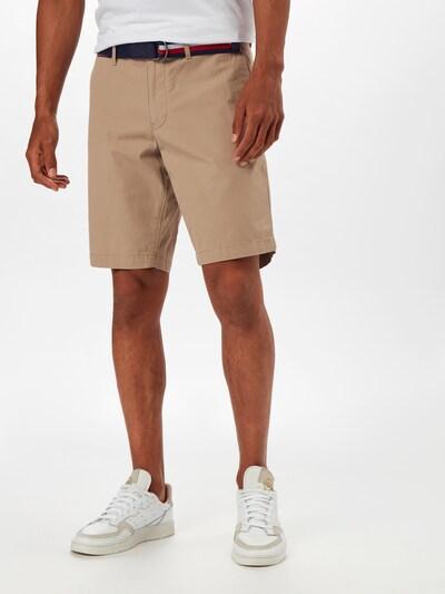 TOMMY HILFIGER Shorts 'BROOKLYN' in beige, Modelansicht