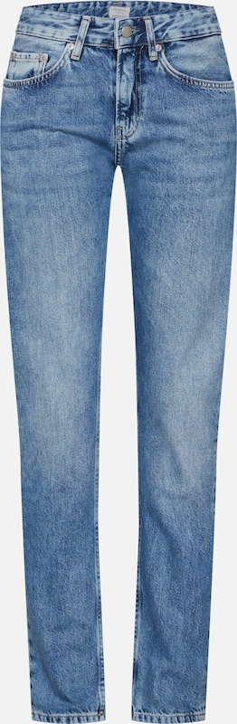 Jean Bleu Jeans En 'mable' Denim Pepe SVMpUz