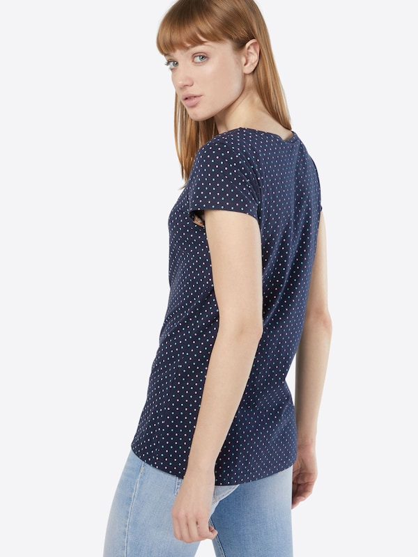 Ragwear T-Shirt 'MINT DOTS'