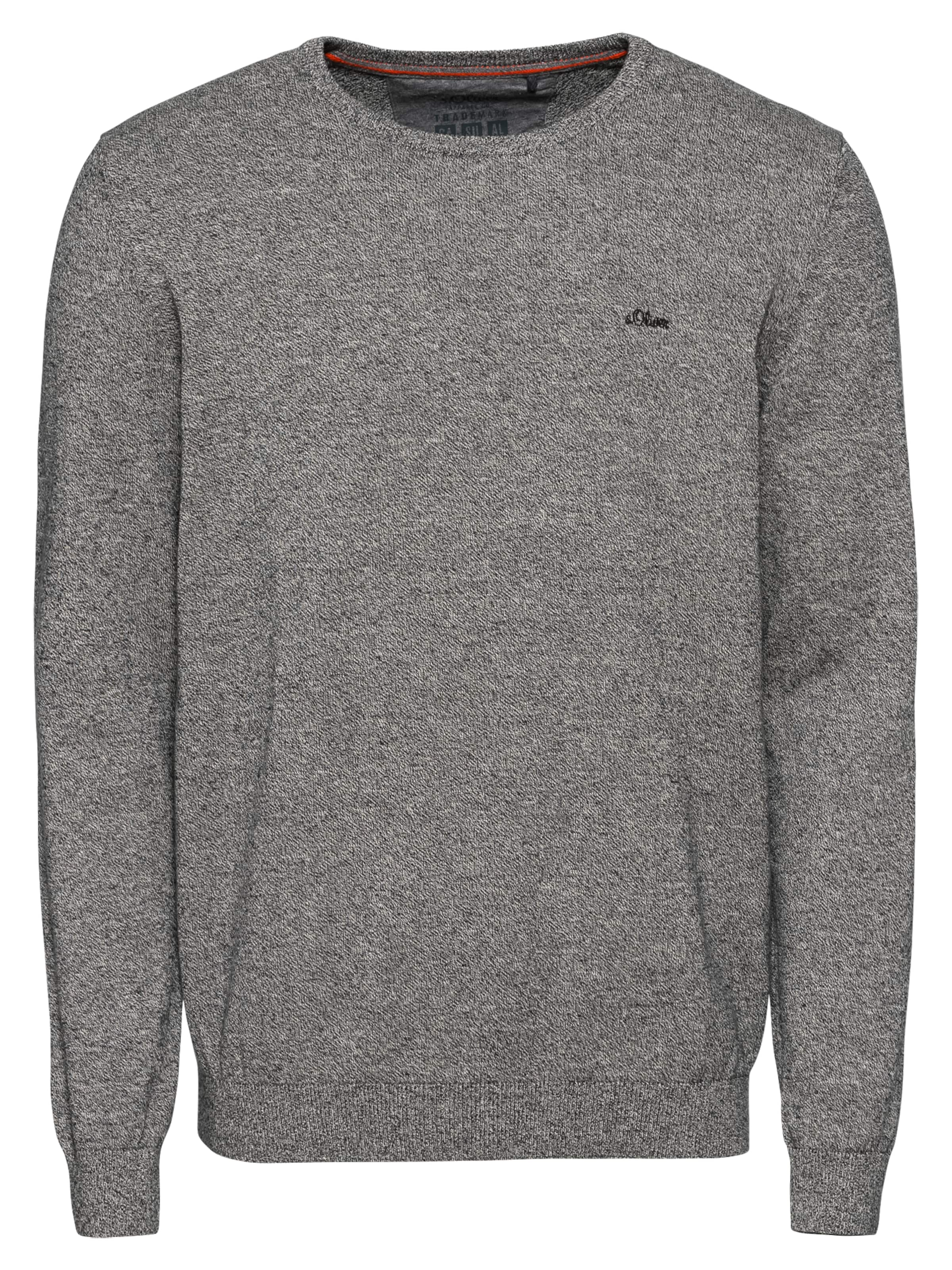 Pullover In S oliver Red Label GraumeliertSchwarz zMSjpLUVGq
