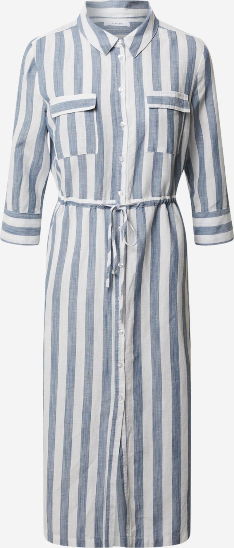 blusenkleider (leinen) für frauen online kaufen | about you
