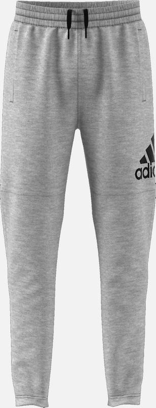 adidas performance jogginghose mh 3 stripes pant
