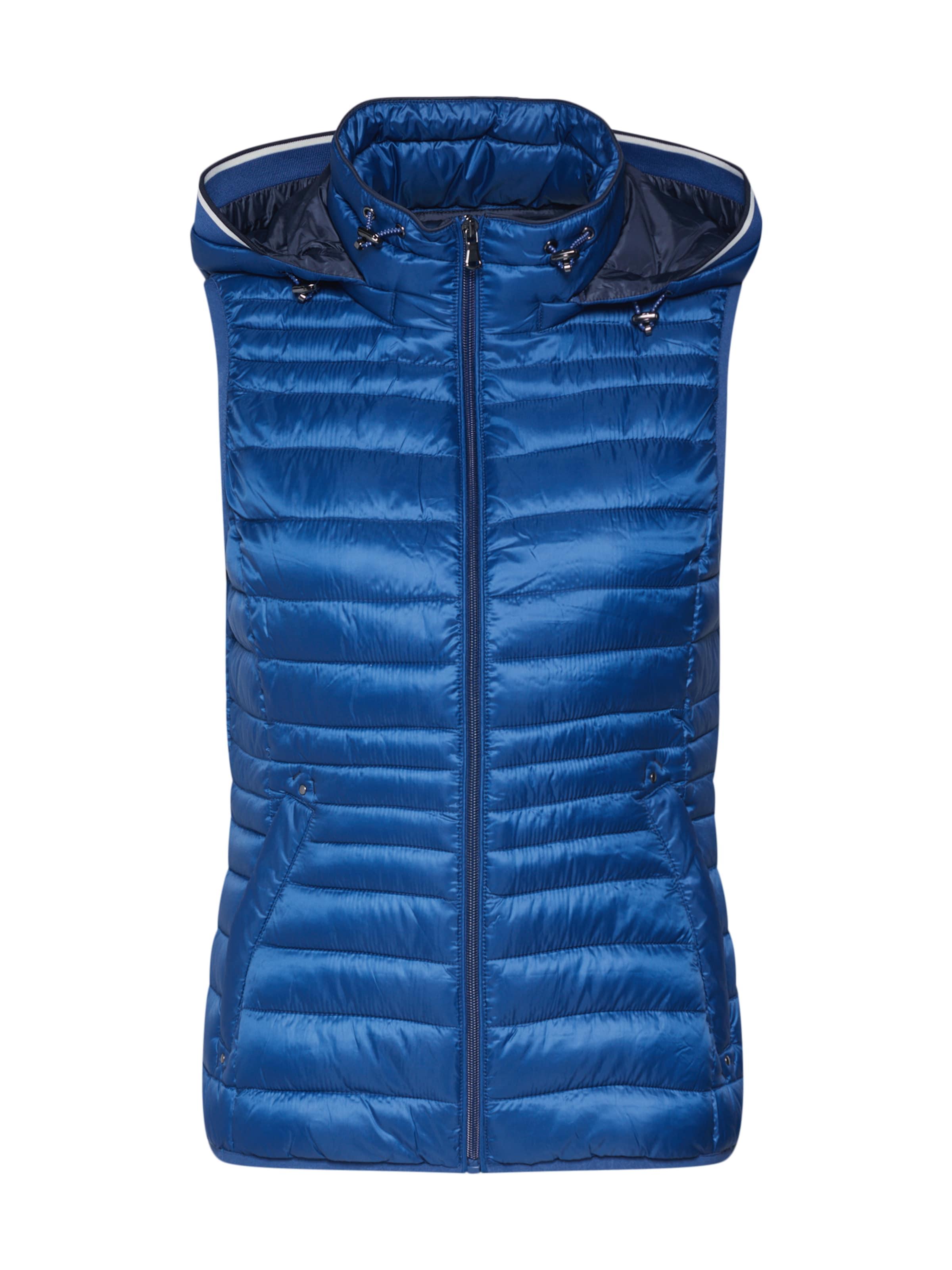 Gilet '3m Bleu En Esprit Thinsulate V' Foncé Rj3A4qS5cL