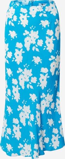 GLAMOROUS Spódnica w kolorze niebieskim: Widok z przodu