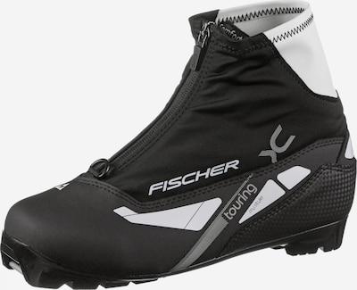 FISCHER Langlaufschuhe 'XC Touring My Style' in schwarz / weiß, Produktansicht