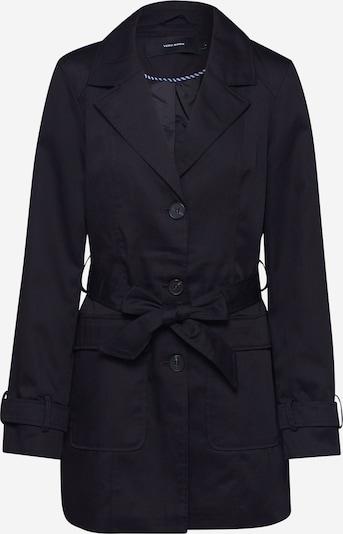 Rudeninis-žieminis paltas 'VMABBYSOFIA 3/4 TRENCHCOAT BOOS' iš VERO MODA , spalva - juoda, Prekių apžvalga