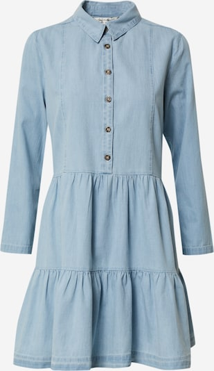 Miss Selfridge Kleid 'SMOCK' in blau, Produktansicht