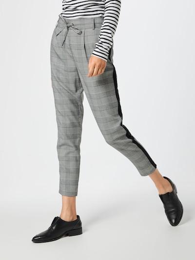 Kelnės iš ONLY , spalva - juoda / balta, Modelio vaizdas