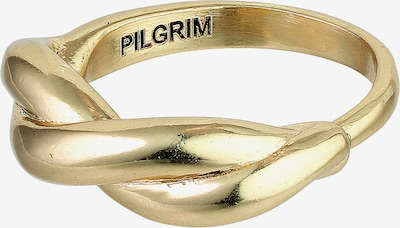 Pilgrim Ring 'Skuld' in gold, Produktansicht