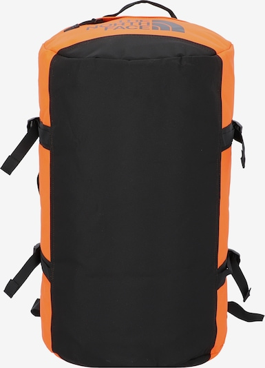 THE NORTH FACE Rucksack 'Base Camp S' in orange / schwarz, Produktansicht