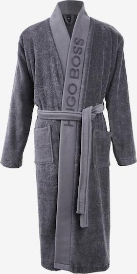 BOSS Home Kimono 'PLAIN' in grau / graphit, Produktansicht