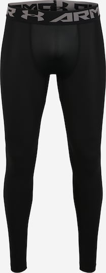 UNDER ARMOUR Tights in graphit / schwarz, Produktansicht