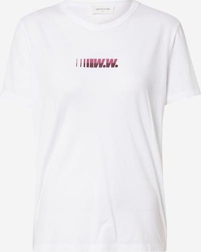 WOOD WOOD Koszulka 'Aria' w kolorze białym, Podgląd produktu