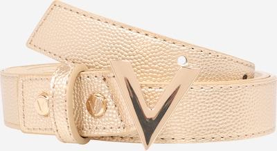 Valentino by Mario Valentino Gürtel 'Divina' in creme / gold, Produktansicht